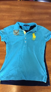 blue Polo by Ralph Lauren polo shirt Barrie, L4N 8J4