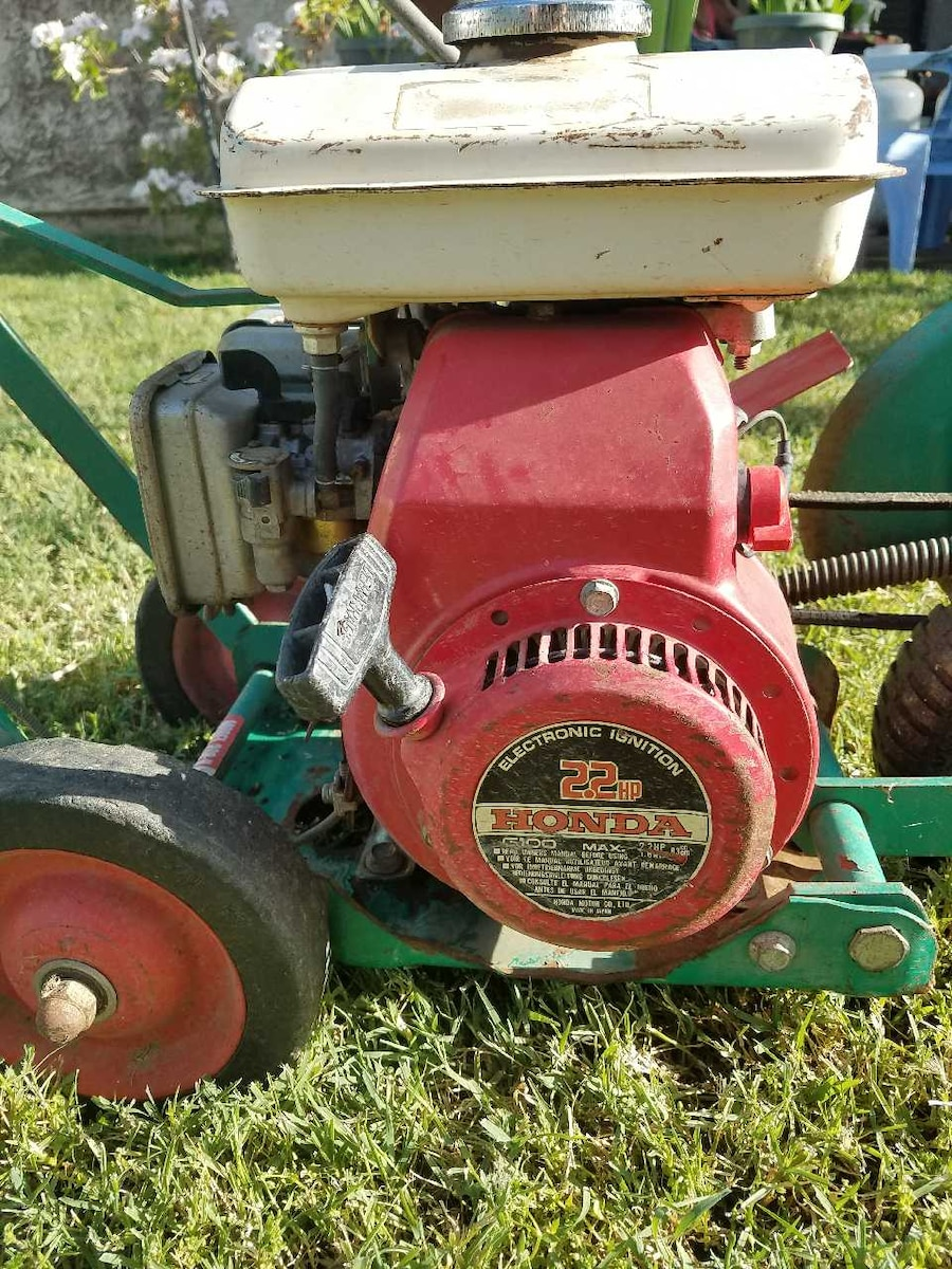 Used honda commercial edger with honda engine in for Honda of redlands