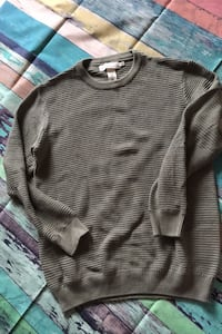 Men's knitted sweater M Mississauga, L5J 0A1