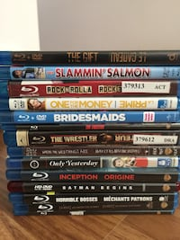 Movies! $10 for all!