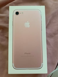 Rose gold iphone 7 Ajax, L1T 2H4