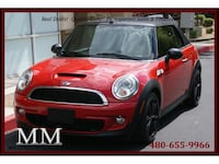 2012 MINI Convertible Cooper S Convertible Power Top! New Tires! Mesa