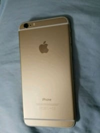 gold iPhone 6 with case Griffin