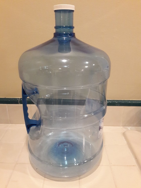 5 Gallon Pba Free Water Jug With Handle