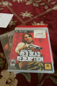 Red dead redemption ps3 game Rio Linda, 95673