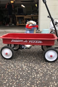 Radio Flyer 18 Wagon Plymouth, 55441