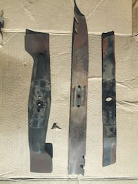 $10.LAWN MOWER BLADE SHARPENING / GAS AND ELECTRIC CALGARY