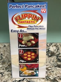 (BRAND NEW) as seen on TV! make eggs pancakes Hash browns etc. Baltimore, 21236