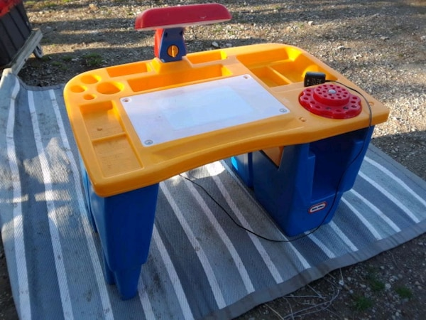 Vintage Little Tikes Desk 0