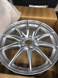 "Brand new 17"" Enkei Draco wheels/rims 5x114 bolt pattern  Oakville, L6H 2Y7"