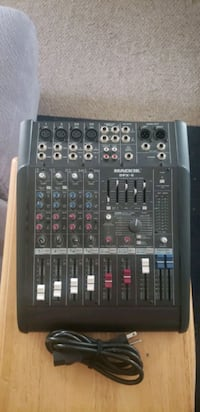 Mackie DFX-6, 6 Channel intergrated live sound mixer Tacoma, 98444