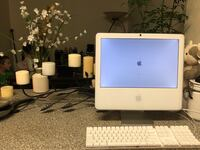 white iMac with Apple Magic Keyboard and Magic Mouse Kennewick, 99336