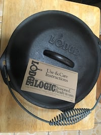 New Lodge Logic Cast Iron Pot Los Angeles, 90027