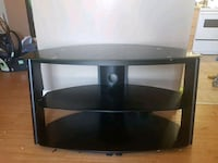 black and brown TV stand Edmonton, T5N 3Z2