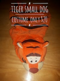 ☆Small Dog Tiger Costume☆ London, N5V 2C9