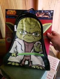 Yoda carrying case