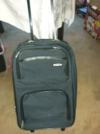 only use for two trips navy blue Concourse travel bag Davenport