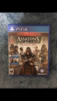 Assassin's Creed Syndicate Limited Edition Los Angeles, 90012