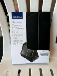 "Insignia Flexview Case for 7"" Tablets Welland, L3B 4T6"