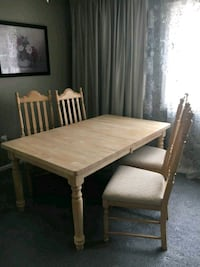Kitchen table and 4 chairs Philadelphia