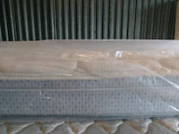 Full size pillow top mattress & box Austin, 78758