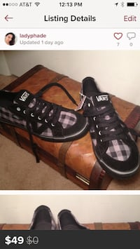 VANS Checkered Limited Edition (NEW)