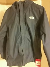 Mens medium north face jacket new with tags