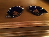 Collection items Limoge de France 2 navy ashtray  Laval, H7W 4L3