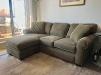 FS: Couch with Chaise Vaughan, L4J 0C7
