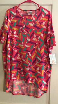 Lularoe Irma XS— new with tags. Meet in shamokin. Fairview, 17866