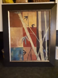 COLOR BLOCKED BAMBOO PICTURE Lethbridge