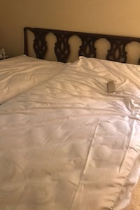 twin bed as king size bed and very protective covers for bed
