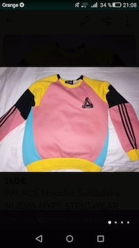 PALACE Skate Hype Sudadera Streetwear London Madrid, 28002