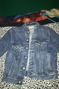 Vintage polo denim jacket M