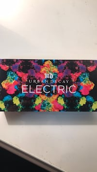 Urban Decay Electric Palette. Limited Edition. Novato, 94947