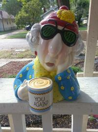 Hallmark's Maxine cookie jar Wichita, 67214