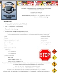 Driving lessons Milwaukee