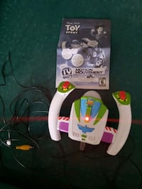 Toy story tv motion sensor game
