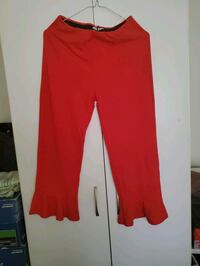 Red Pants (size small but could fit in medium size