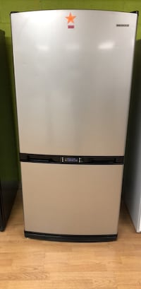 Gray Samsung Bottom Freezer Refrigerator  Woodbridge, 22191
