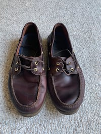 Sperry Topsider Mens Leather Size 12 Boat Shoe Alexandria, 22304