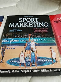 Sport Marketing book