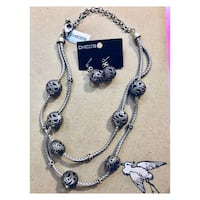 4 necklaces for sale. NEW Spring, 77380