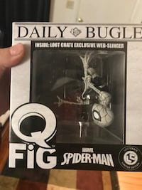 Fig figure Spider-Man never opened Ankeny, 50021