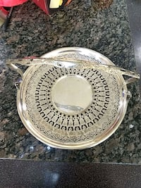 Silver serving tray Edmonton, T5E 5H3