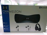 Chameleon 4-in-1 Bluetooth Combo Pack