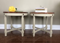 French Country Side Tables Mississauga