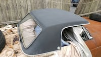 Hard top for MG Midget Fort George G Meade, 20755