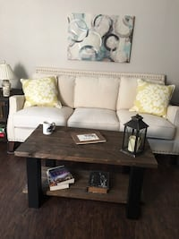 Custom coffee table!!