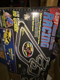 60 ft digital race track 1:32 slot cars  McLean, 22101